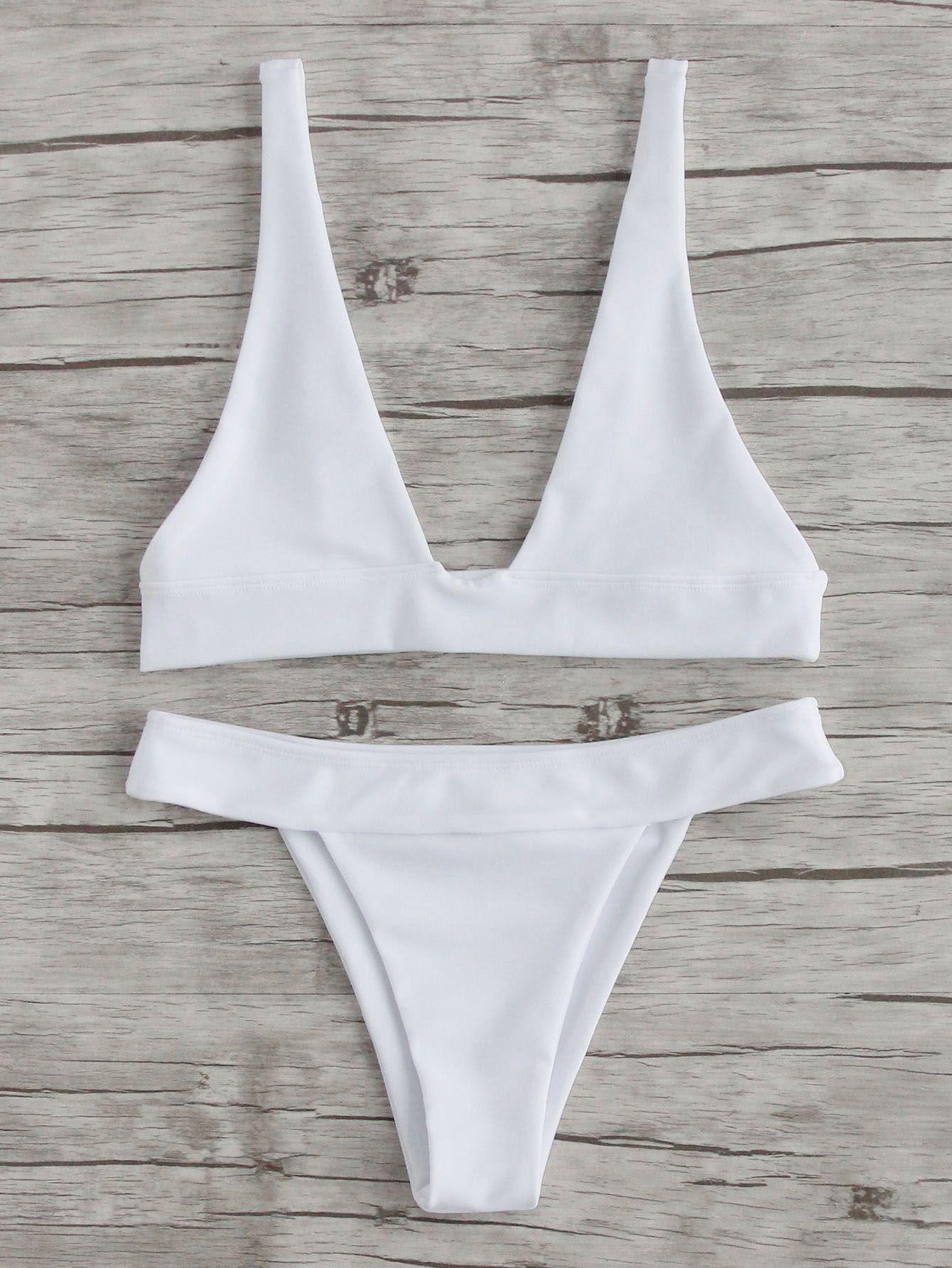 7f0813341f Compra Bikini de mujer de SheIn al mejor precio. Compara precios de  bañadores y bikinis de tiendas online como SheIn - Wossel España