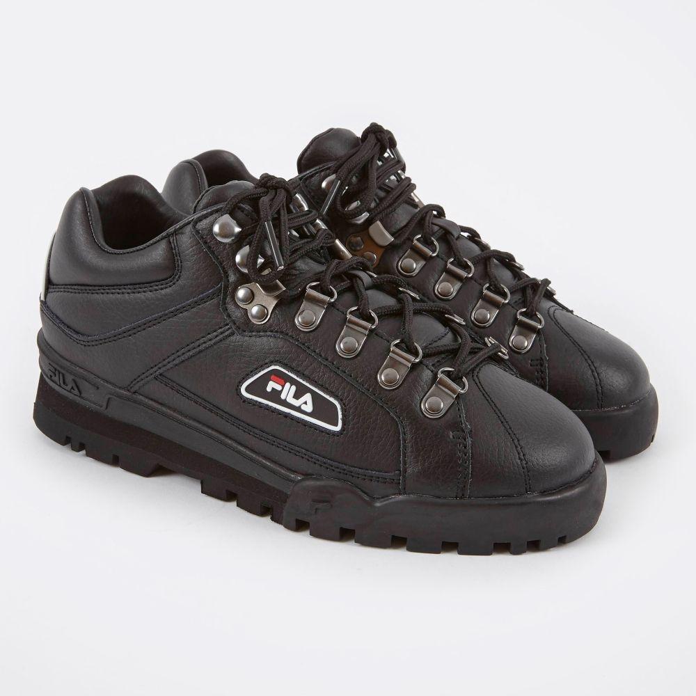 77d2d7169af6 FILA Trailblazer - Black (Image 1)