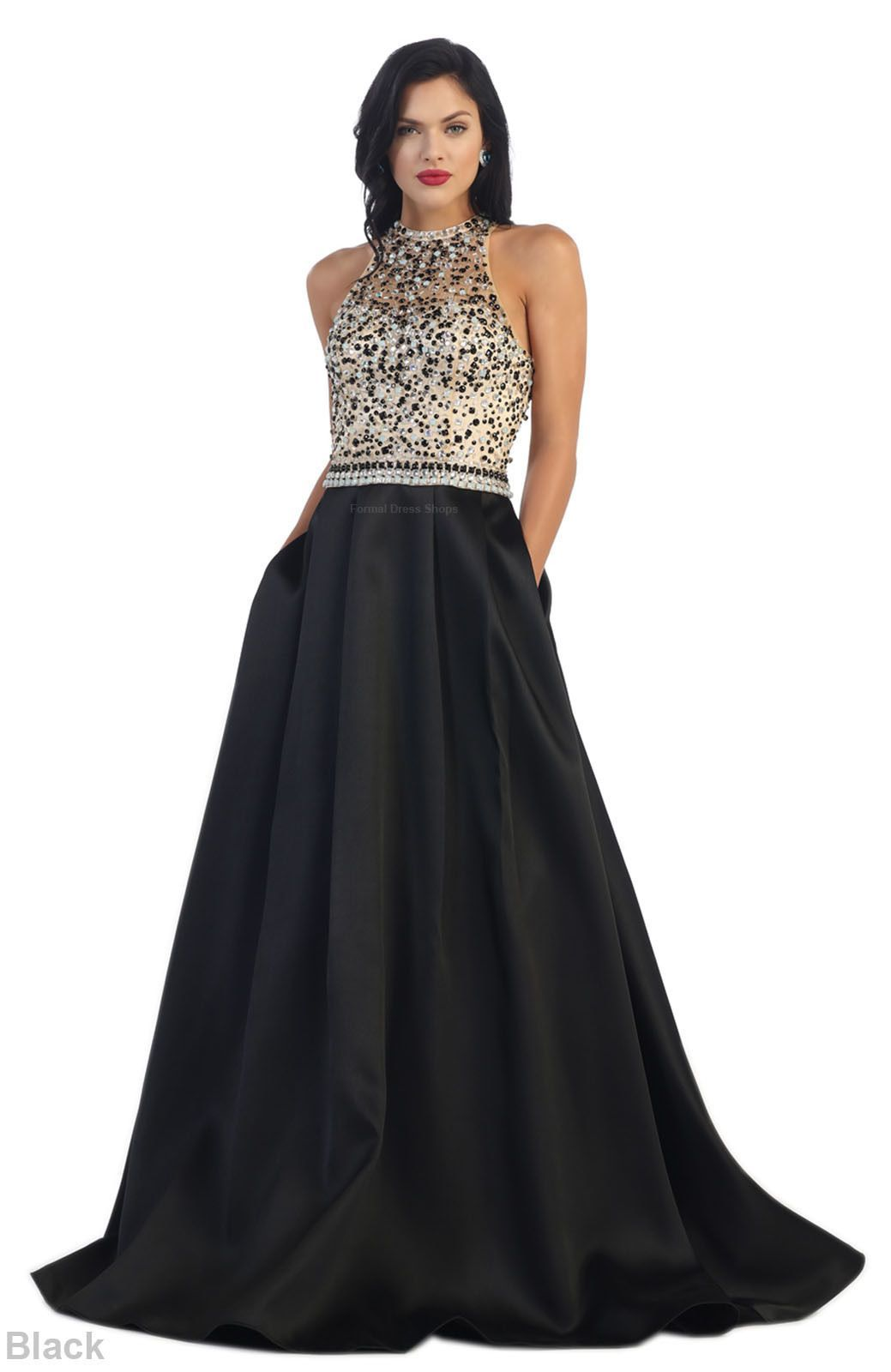New red carpet evening long formal gown special