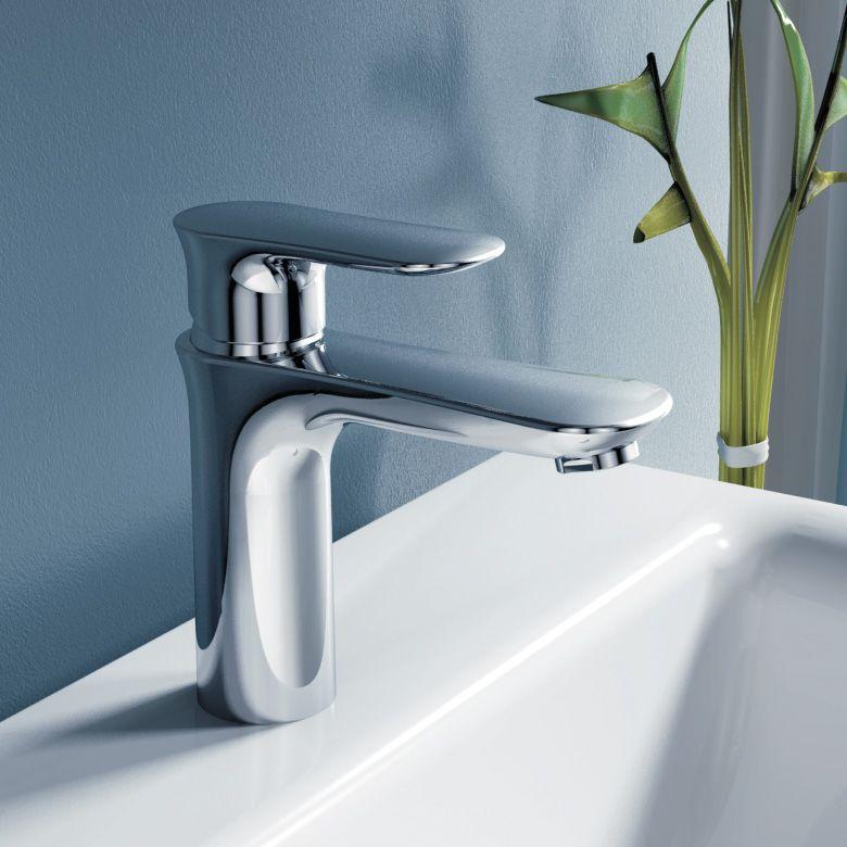 nylo-mono | faucets | Pinterest | Bathroom basin taps, Bathroom ...