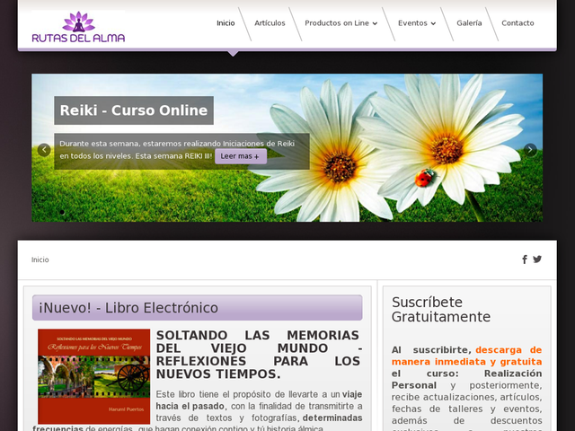 Rutas Del Alma Review  Get Full Review : http://scamereviews.typepad.com/blog/2013/04/rutas-del-alma-get-for-free.html