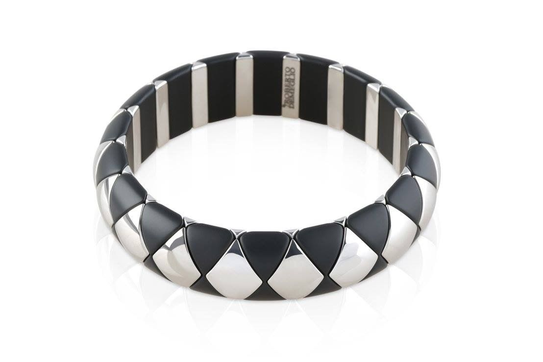 Robert Demeglio Ceramic Bangle bracelet