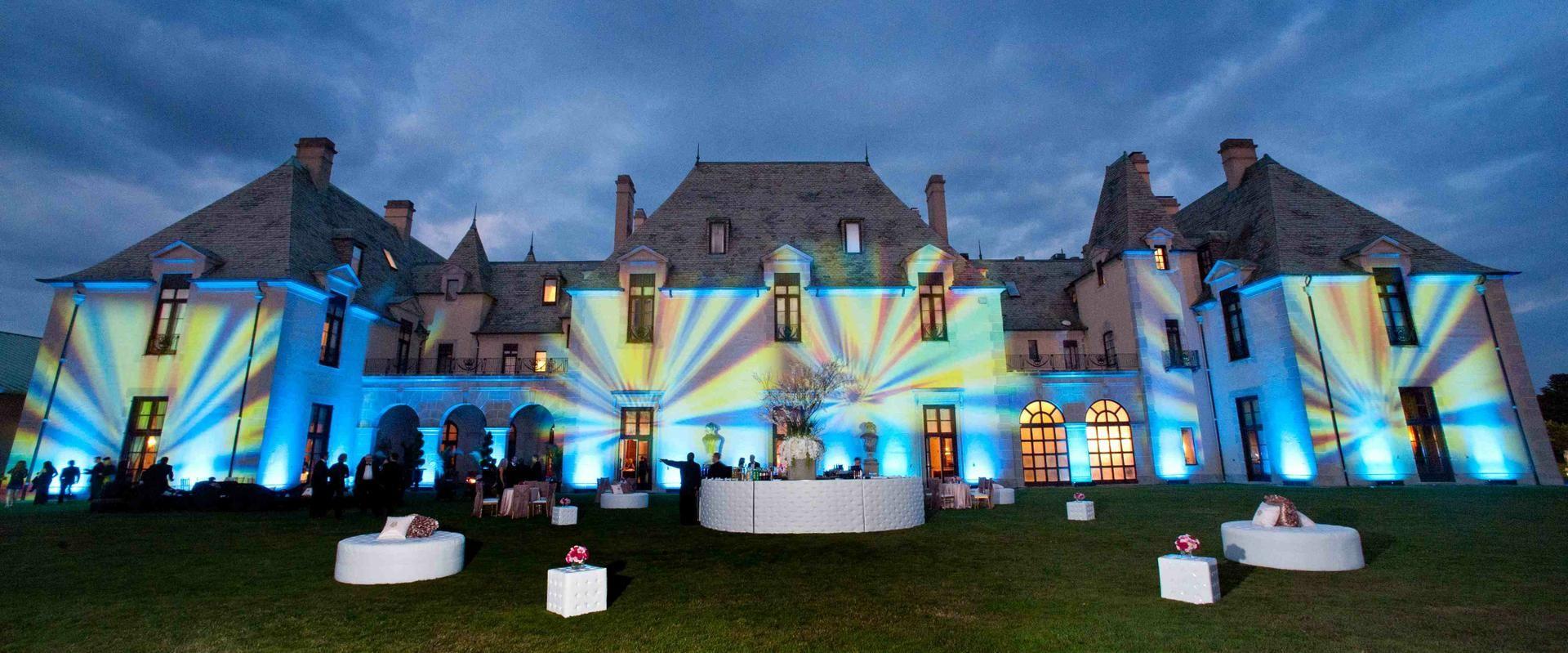 Inside Weddings | Fairytale castle, Castle wedding ...