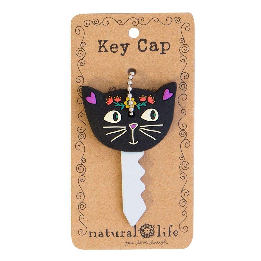 Super fun, colorful rubber key caps make keys more fun