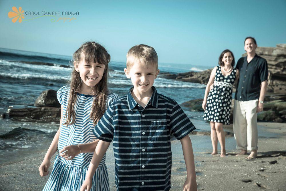 Having Fun In La Jolla Ca By Carol Guerra Fadiga Family Photos