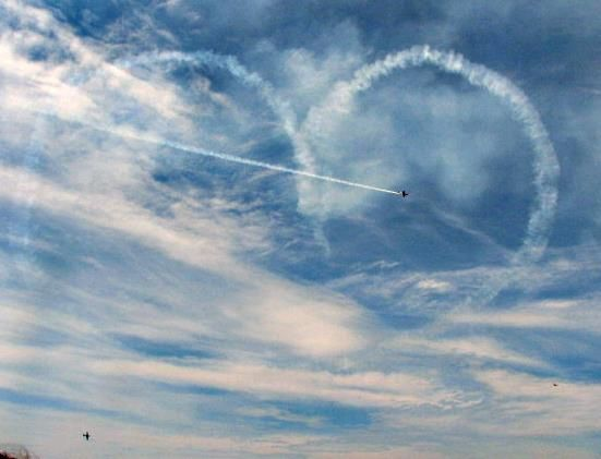 From the 2011 South Shore Air Show from fan Lisa Lacefield.