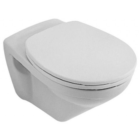 Villeroy Andamp Boch Omnia Classic 76821001 White Horizontal Outlet Wall Mounted Washdown Wc Wall Mount Villeroy Boch Horizontal