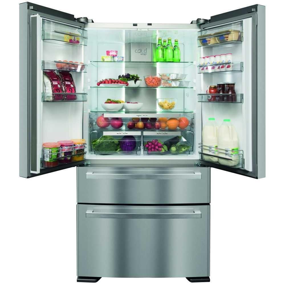 Caple CAFF41 - French Style Fridge Freezer | Appliance City ...