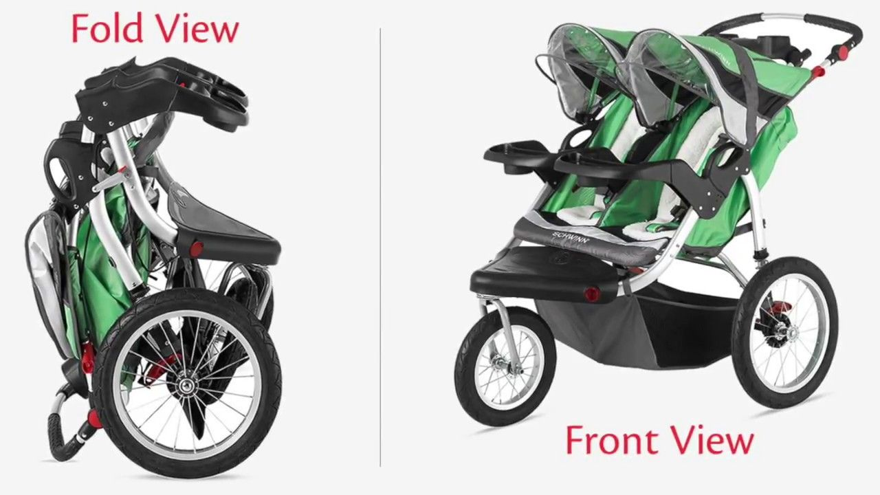Best Double Jogging Strollers Reviews Guides