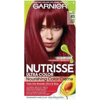 Garnier Nutrisse Ultra Color Nourishing Hair Color Crème Gallery
