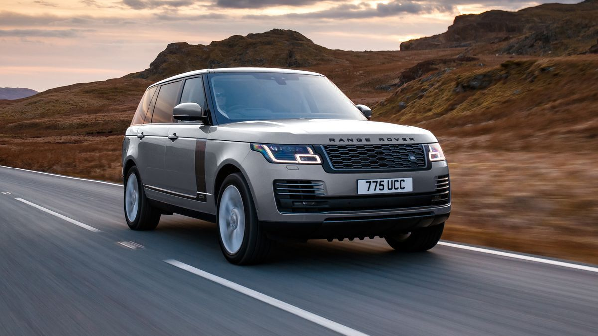The Range Rover 2020 Land Rover Range rover car, Range