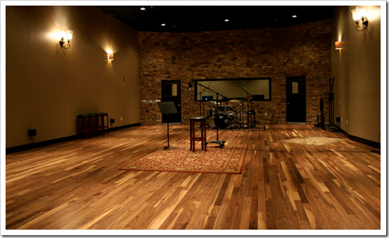 I Want A Big Spacious Recording Studio In My House!