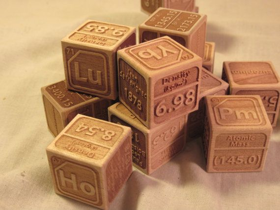 Periodic table of the elements wooden blocks by flinthillslaser periodic table of the elements wooden blocks by flinthillslaser urtaz Images