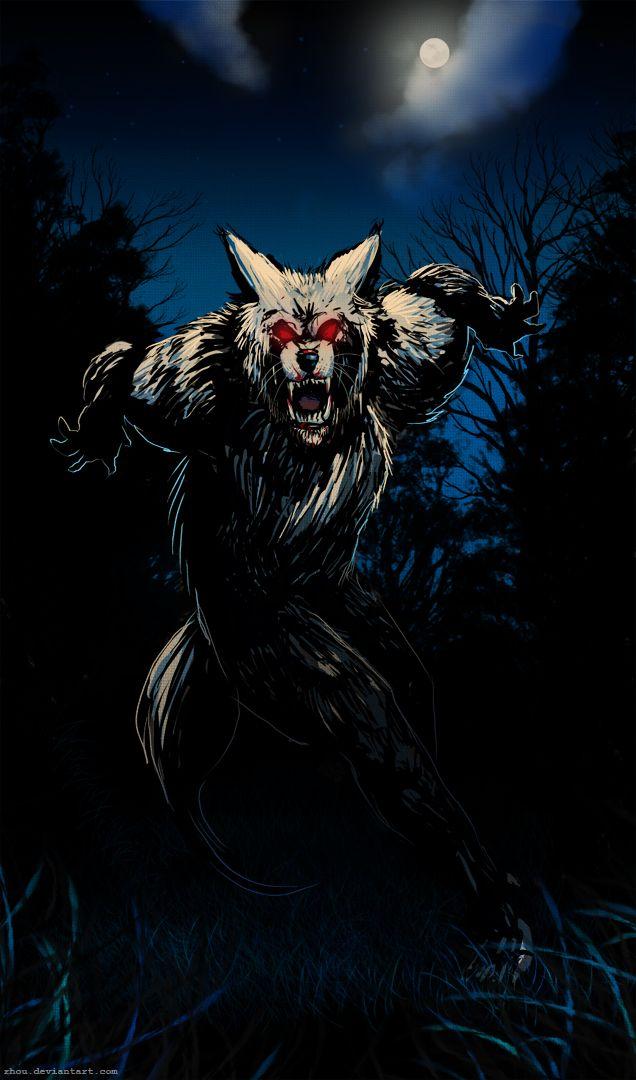 Werewolf by rhou on DeviantArt   Lycans in 2019   Werewolf ...