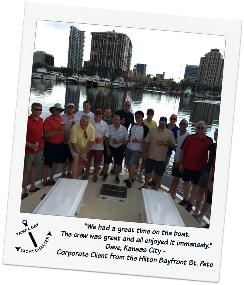 Jtekt north america tampa bay yacht charter yacht