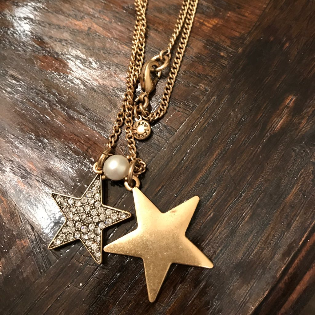 Jcrew star necklace star necklace and products
