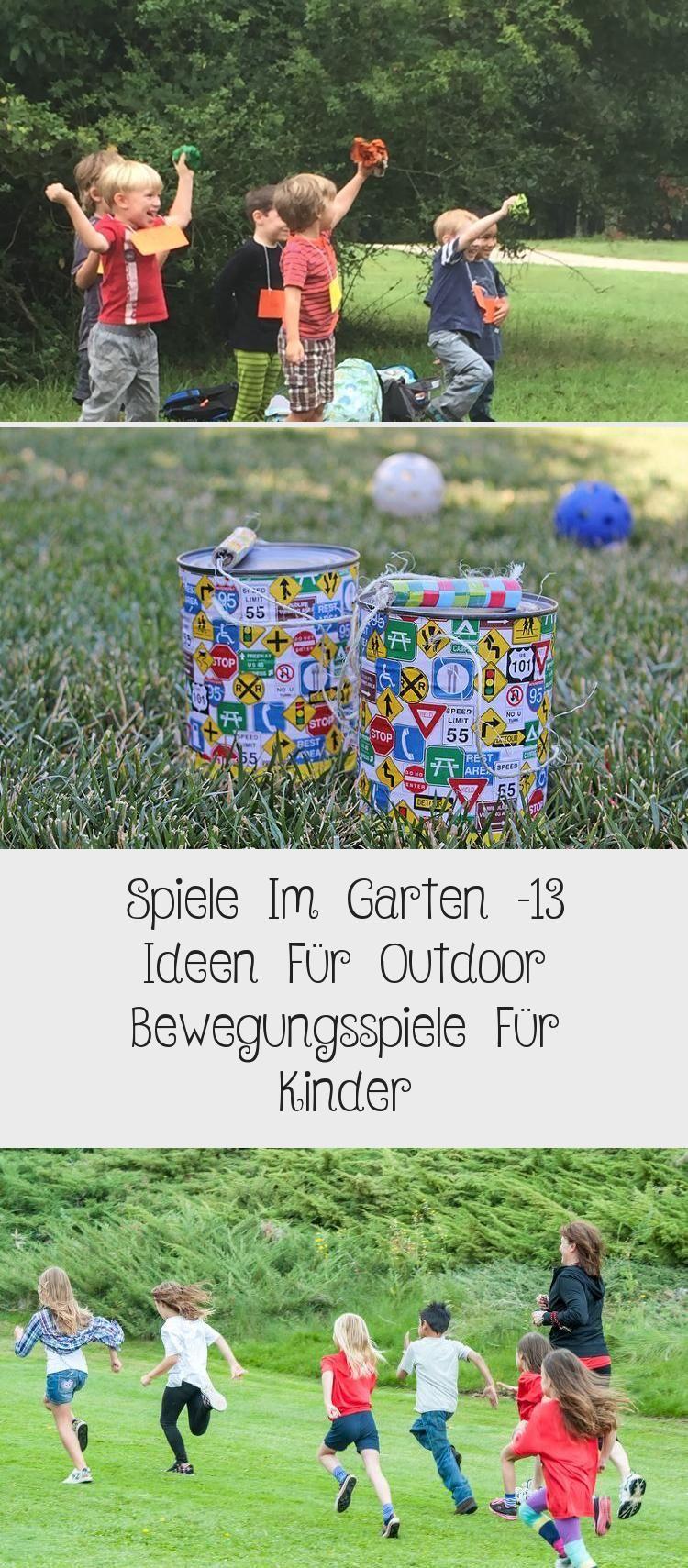 Spiele Im Garten 13 Ideen Fur Outdoor Bewegungssp In 2020 Workout Games Outdoor Workouts Kids Sandbox