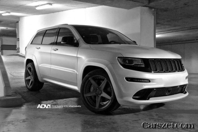 Adv 1 Released New Wheels For 2018 2019 Jeep Grand Cherokee Srt8