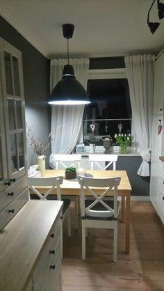 a7bf79a3db58 kleine Küche Cucina Ikea, Interni Della Cucina, Pranzo Cucina, Cocine Per  Cottage,