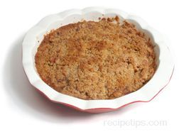 How to Make Apple Crumble - How To Cooking Tips - RecipeTips.com