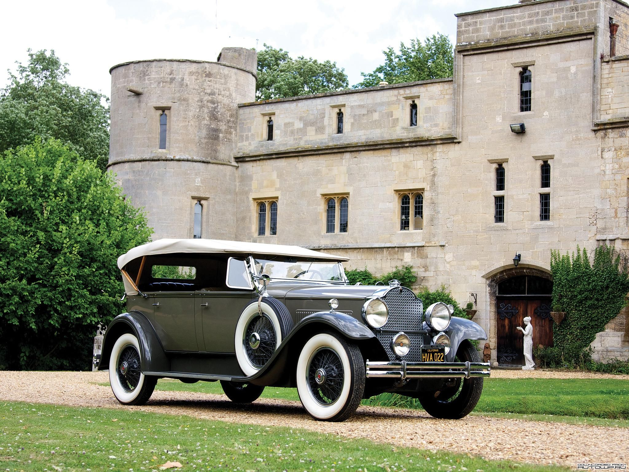 Astonishing 1930 Packard Deluxe Eight Phaeton car Pictures For Pc ...