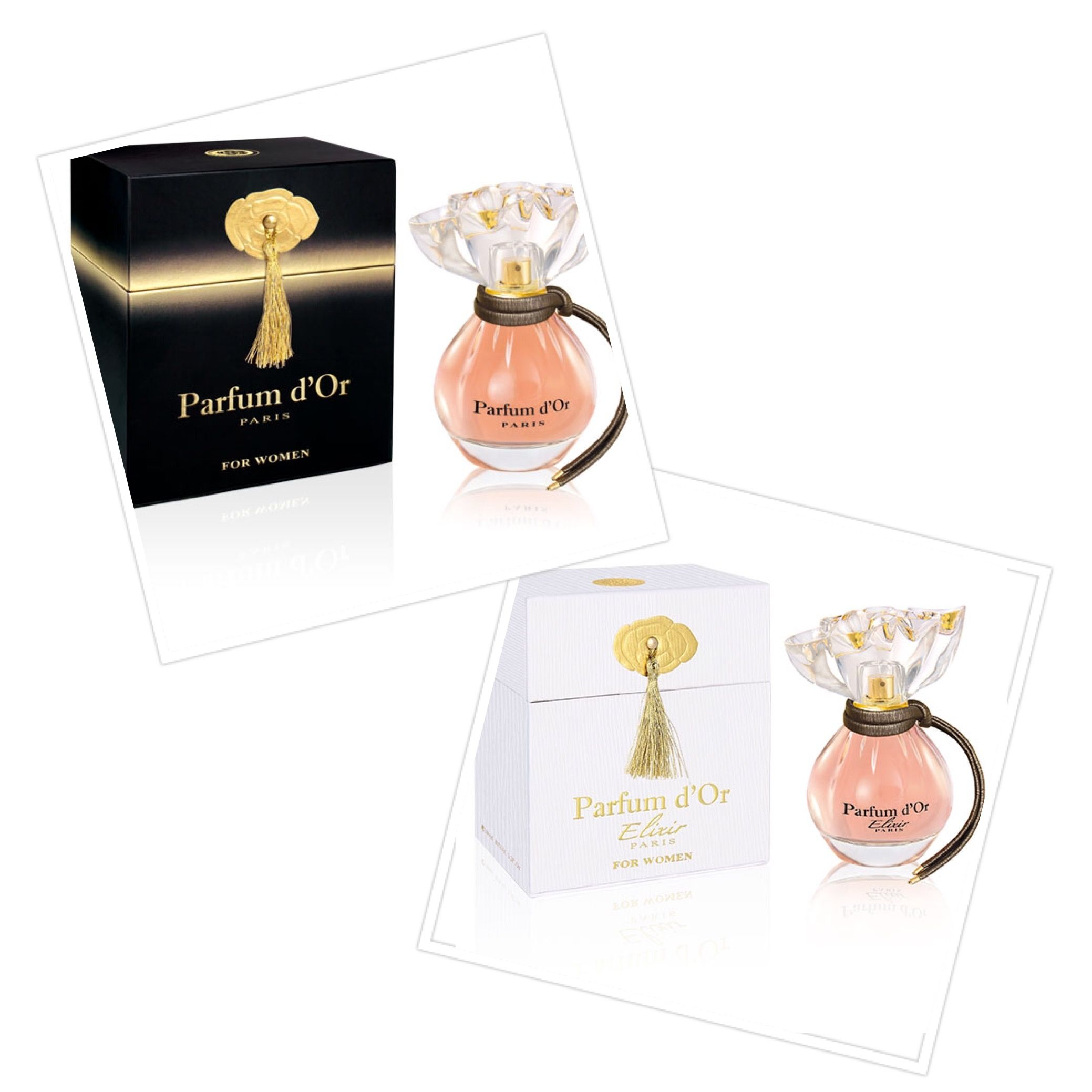 Parfum D Or Elixir Pink Parfum D Or Luxe Marca Kristel Saint