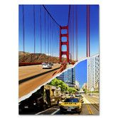 Found it at Wayfair - San Francisco Travel by Philippe Hugonnard Graphic Art on Wrapped Canvas