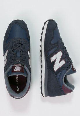 size 40 9cd30 3565f New Balance ML373 - Trainers - navy/red - Zalando.co.uk ...