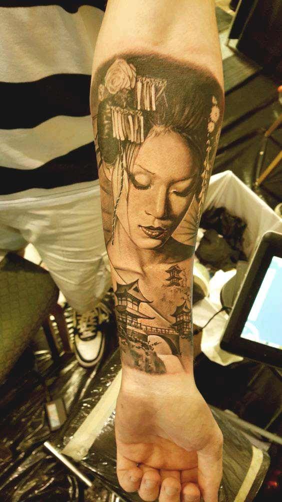 50 Amazing Geisha Tattoos Designs And Ideas For Men And Women Geisha Tattoo Geisha Tattoo Design Saved Tattoo