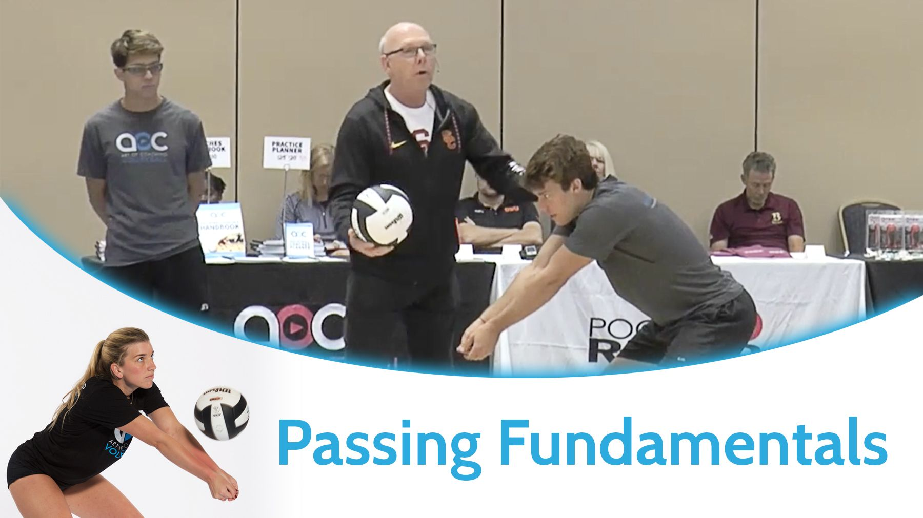 Passing Fundamentals With Mick Haley The Art Of Coaching Volleyball Coaching Volleyball Volleyball Skills Volleyball