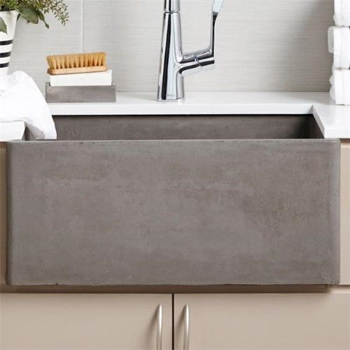 nativestone kitchen sinks collection nsk2418 s 19 farmhouse 2418 rh pinterest com mx
