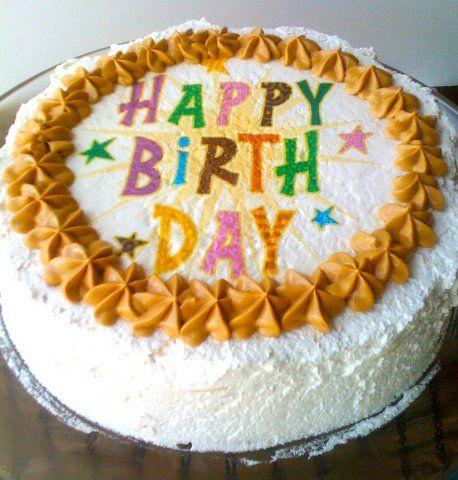10 Decoraciones Simples Para Pasteles De Cumpleaños