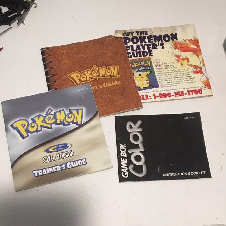 Lot Of Used Old Video Game Booklets Only You Get What S In The