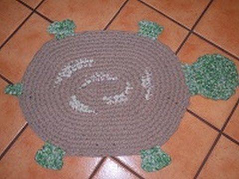 Turtle Rag Rug Tutorial By Erin