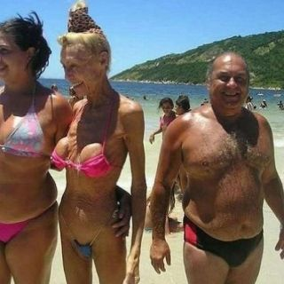Hairy old lady pics