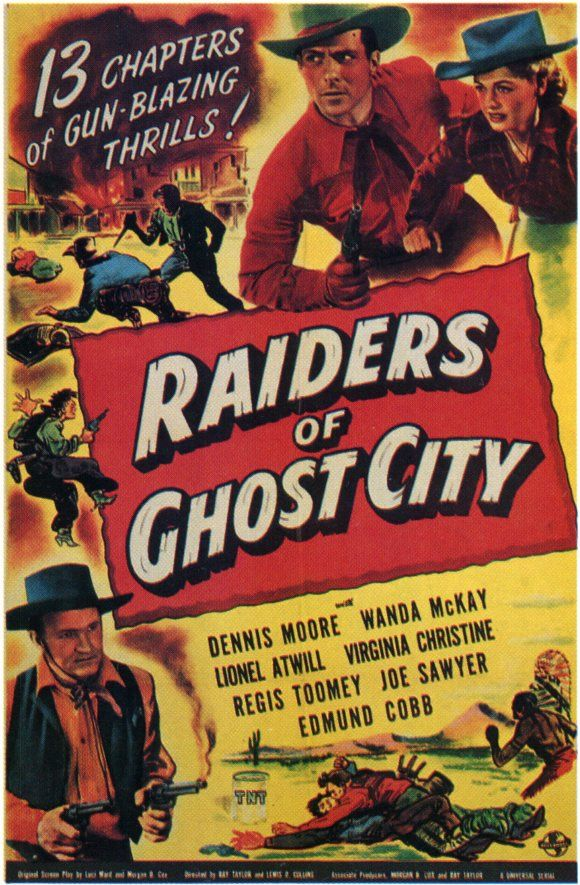 Download Raiders of Ghost City Full-Movie Free