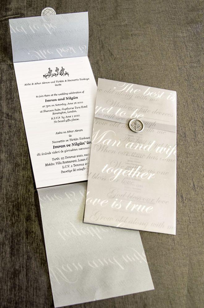 muslim wedding cards  kartu pernikahan kartu undangan