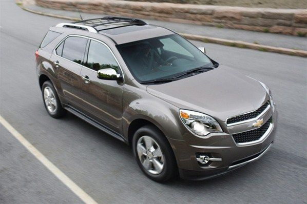 Chevrolet Equinox The Equinox A Mid Sized Crossover Is The