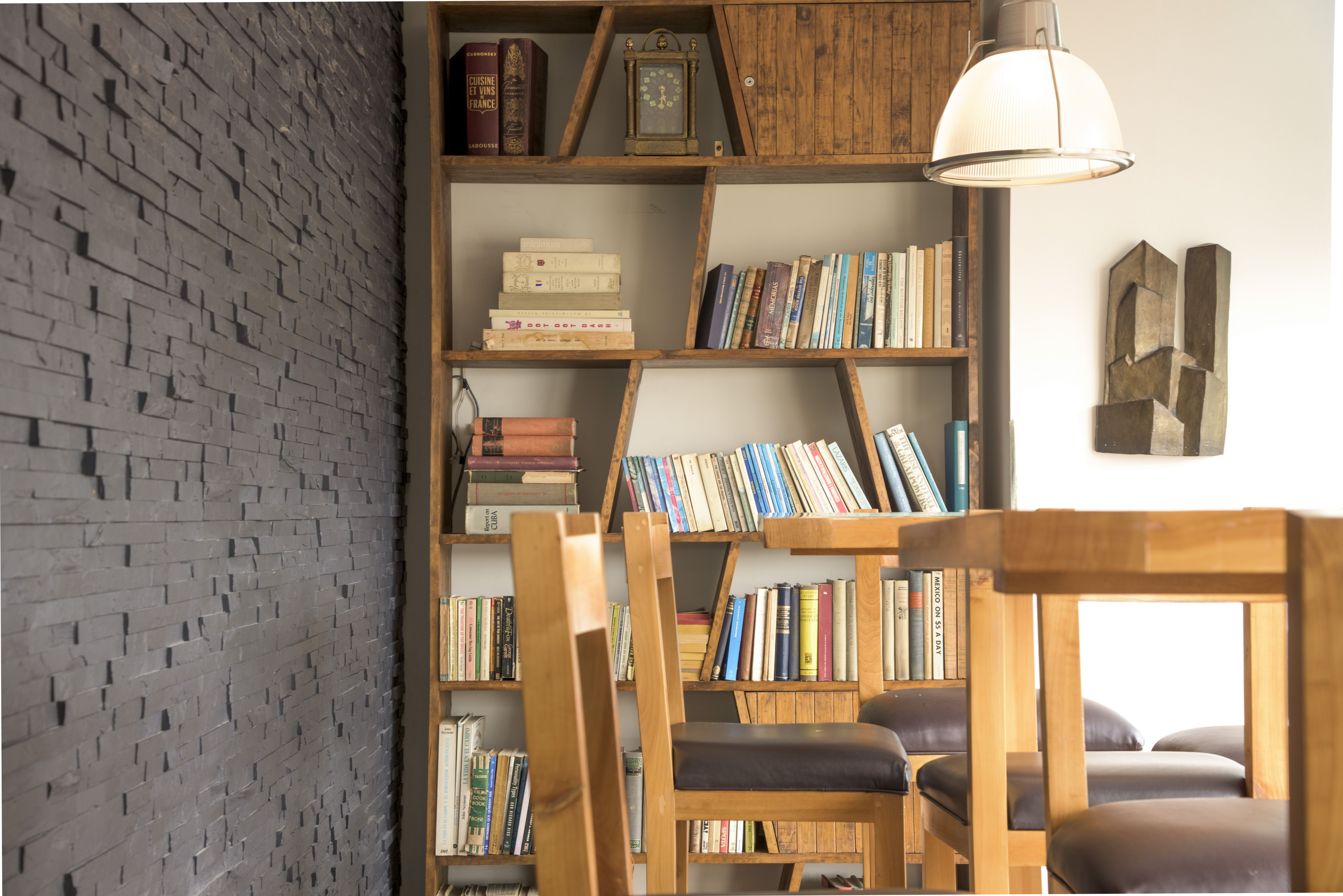 shelving vintage ideas bookshelf small book a wall bookcase looking for bookshelves room creative wooden living bookcases rolling interesting spaces