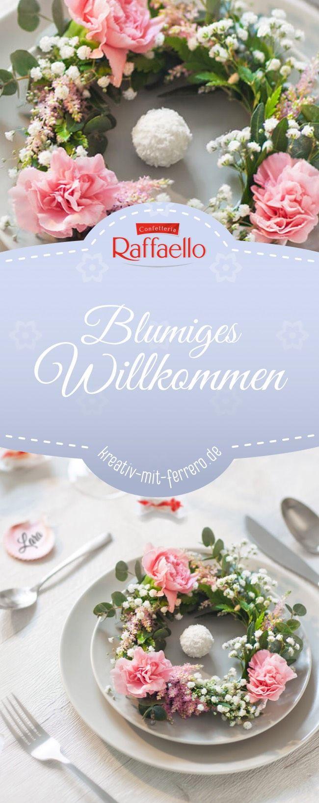 Photo of Blumiger Empfang