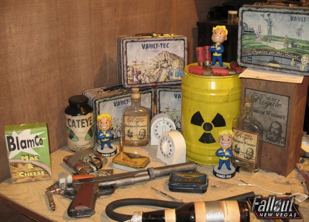 Fallout fans learn how to get paid to blog about fallout for Get paid to make crafts