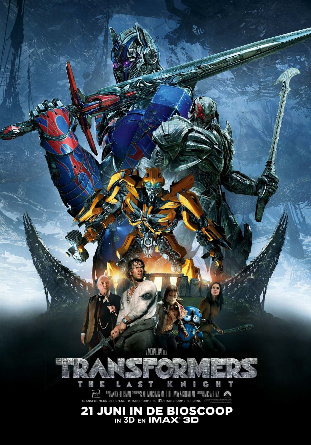Transformers: The Last Knight Movie Poster 8 | Posters