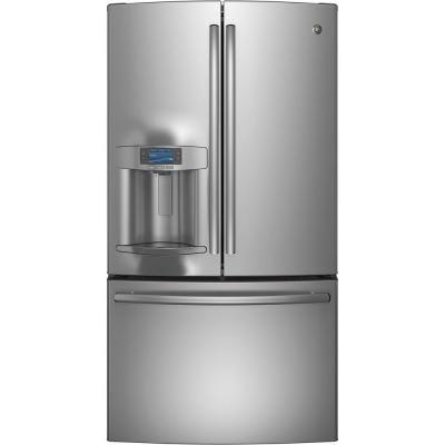 Used Ge Profile French Door Refrigerator