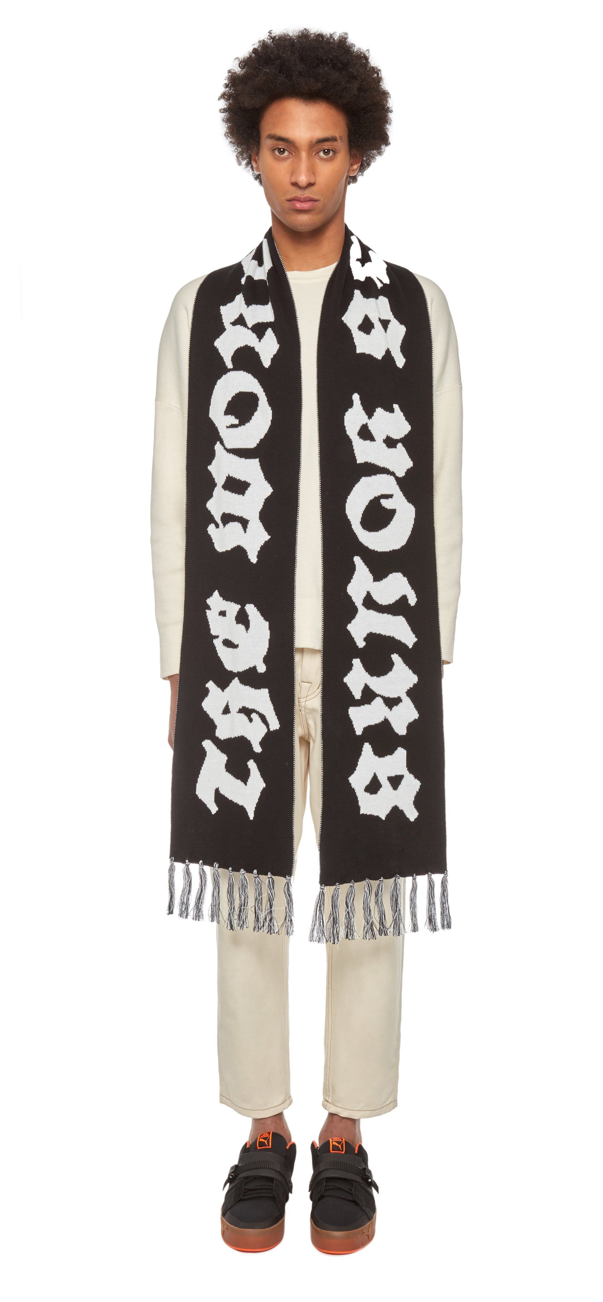 Photo of The World Is Yours Knit Scarf