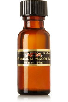 Kiehl's Original Musk Oil | NET-A-PORTER | Light, long lasting, blends citrus notes of Bergamont nectar and orange blossom with fresh rose and lily, followed by warm Tonka Nut, White Patchouli and Musk