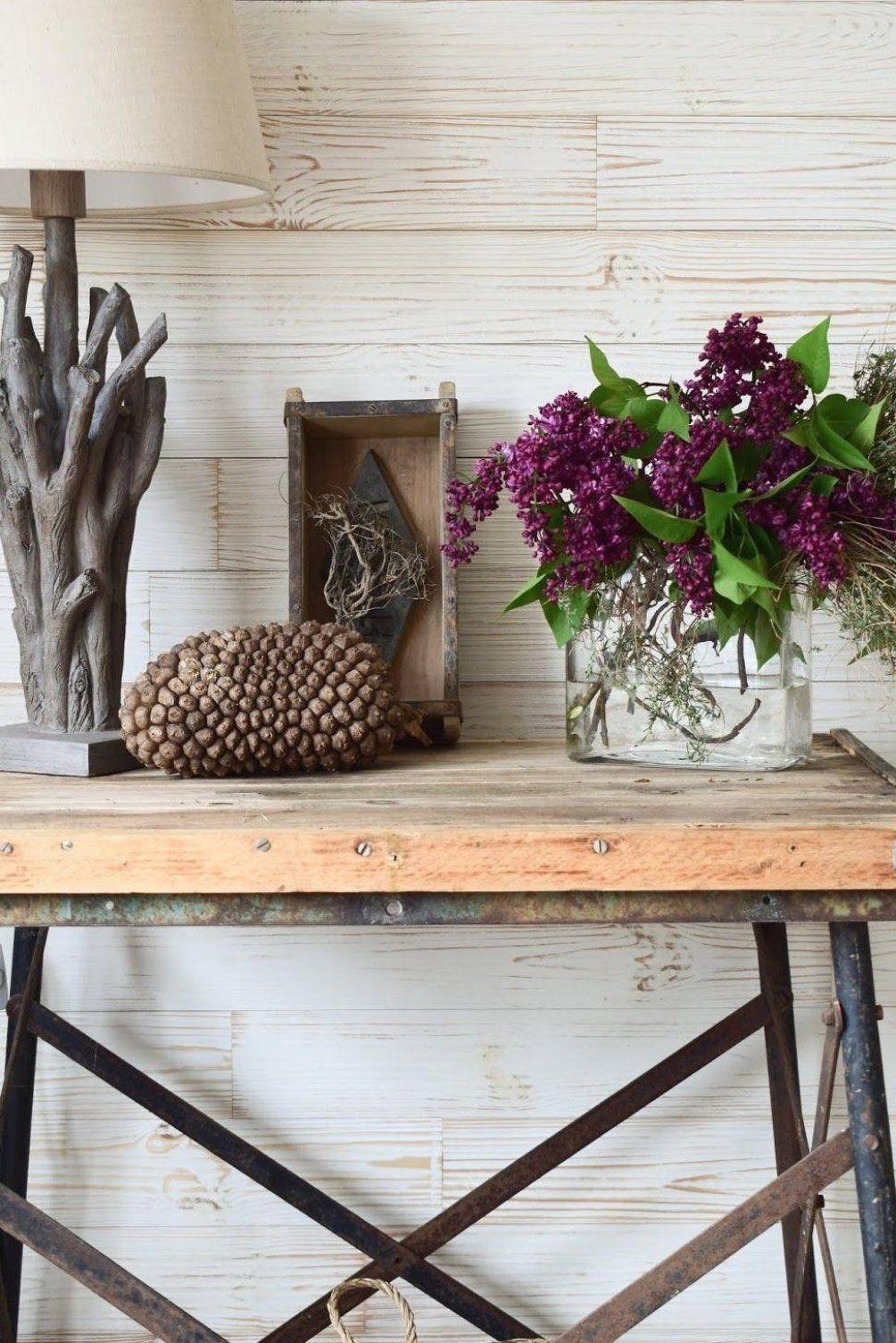 Flieder Dekoration f r die Wohnung Deko Tisch mit Flieder dekorieren und schneiden Nat rliche ...