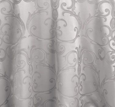 silver damask table cloth - Google Search