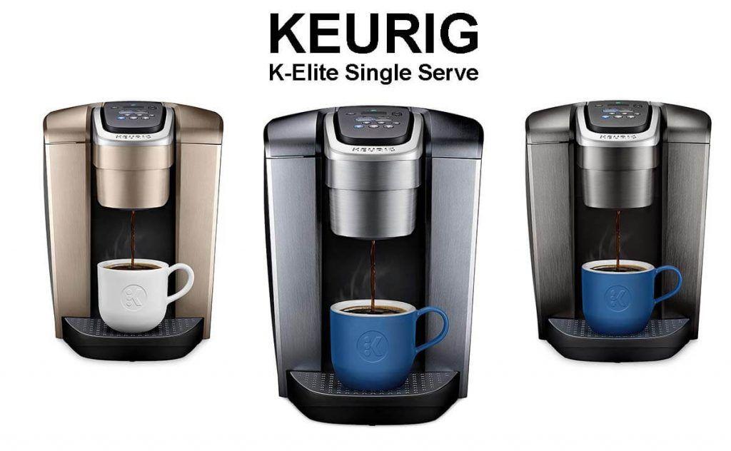 Keurig Elite Best Keurig Coffee Makers Reviews Coffee