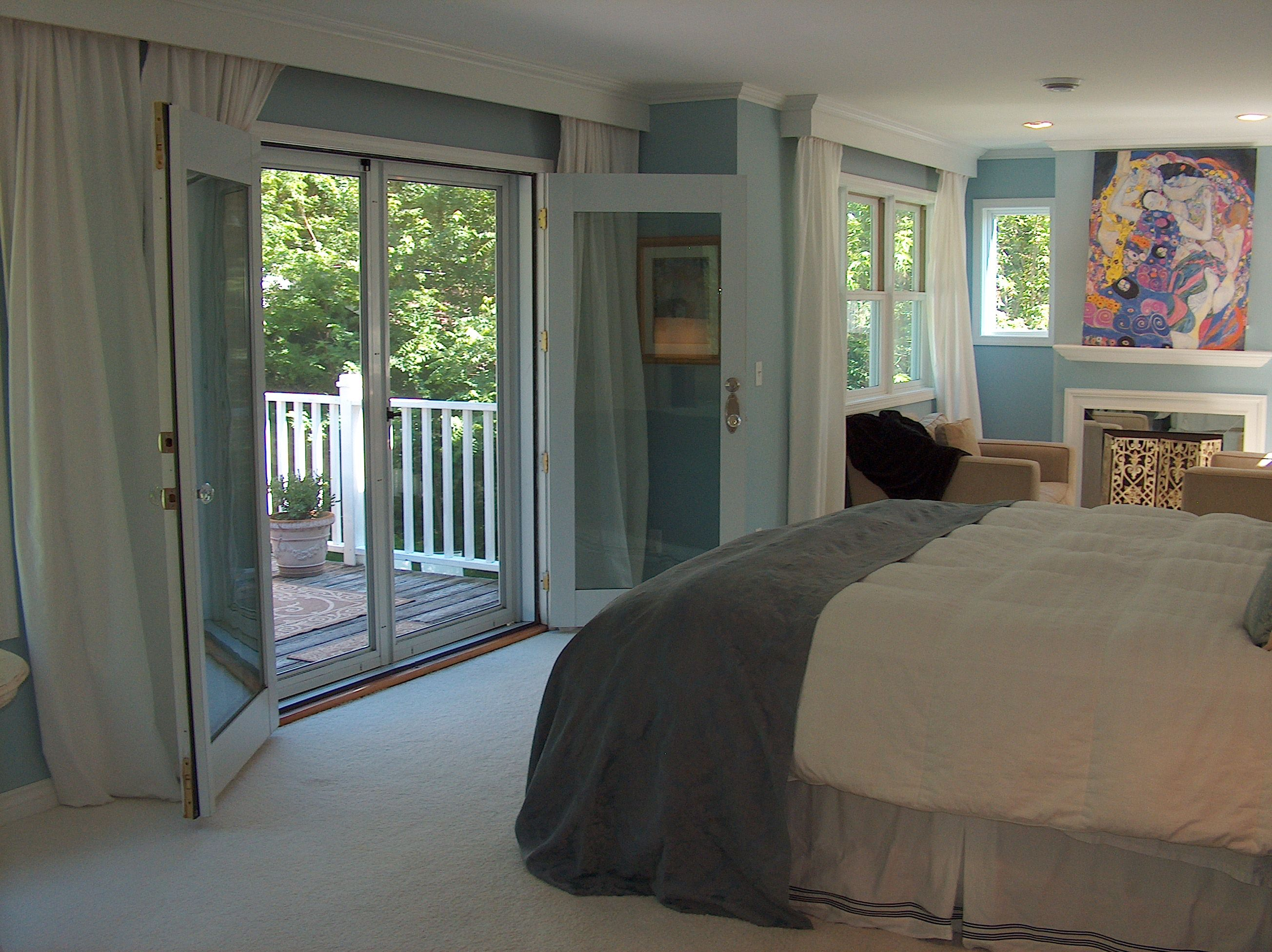 Must Have A Deck Off Of The Master Suite With French Doors Luxury Master Bedroom Design Luxury Bedroom Master Bedroom Design