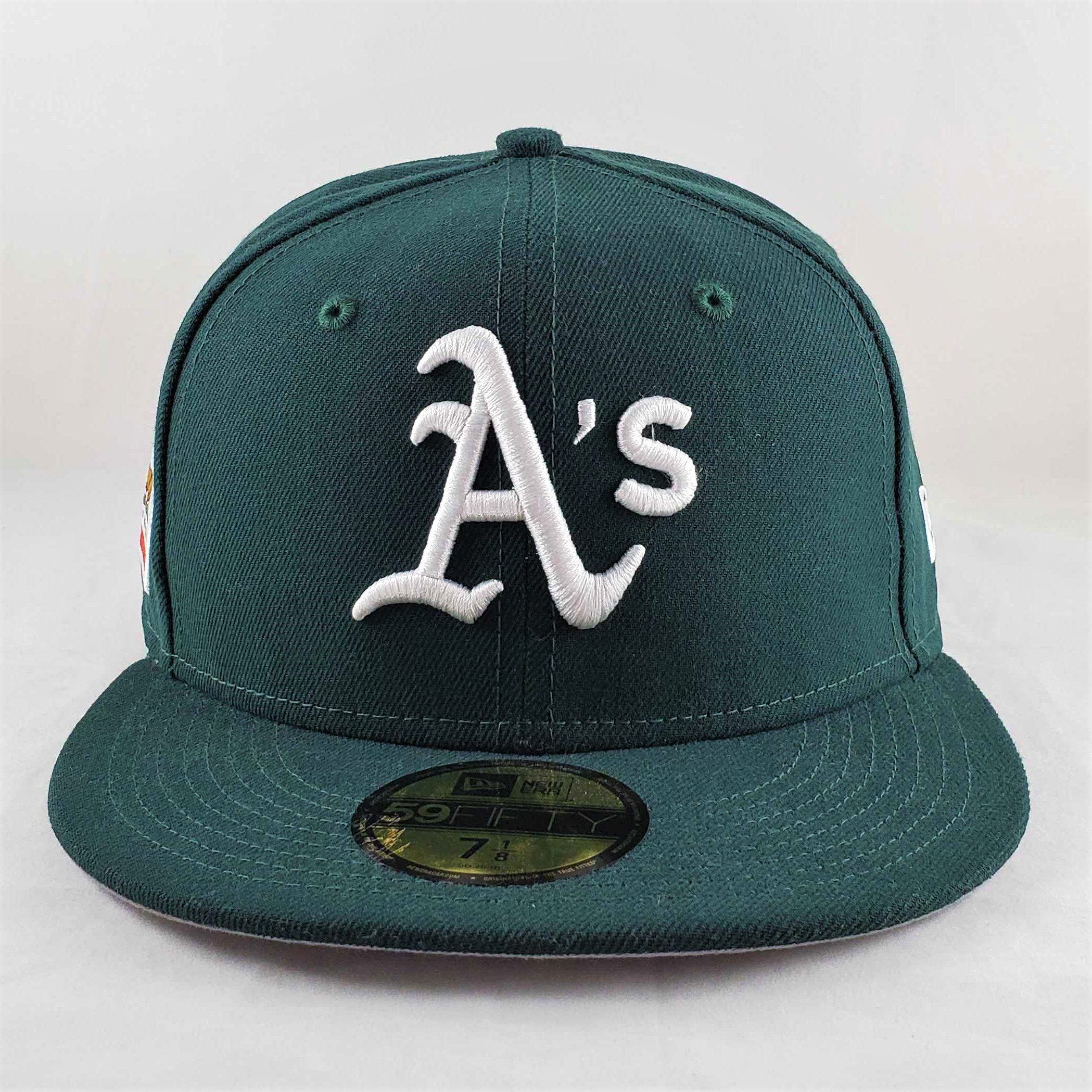 City Flag Oakland A's Fitted Cap in 2020 City flags, New